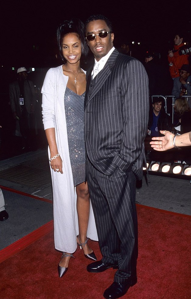 How I Met And Fell In Love With Kim Porter - Diddy 1