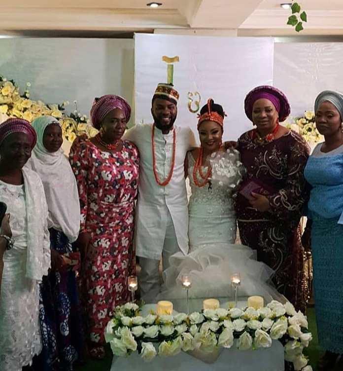 More Photos From Linda Ejiofor's Wedding To Ibrahim Suleiman 6