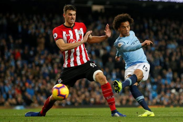 Manchester City 6 Southampton 1: Champions Thrash Sorry Saints To Go Top 5