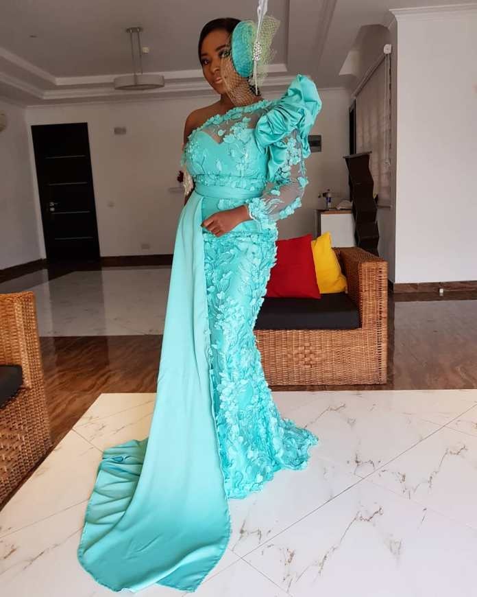 Aso-ebi Style: Sizzling Hot Styles From #ISquared18 6