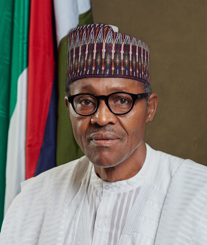 Buhari Reveals How Corruption Threatens Nigeria and It's Election 1