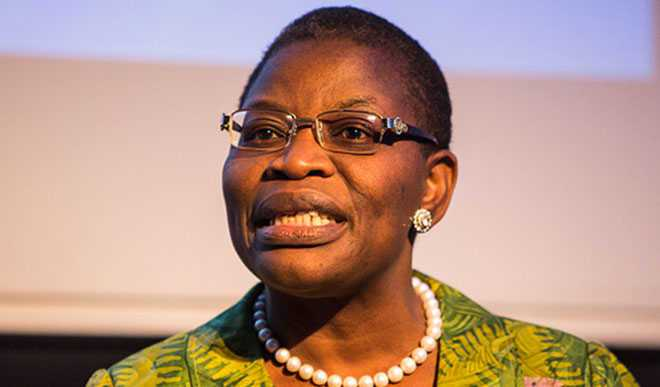 Reason I Pulled Out Of The Presidential Race - Oby Ezekwesili 2