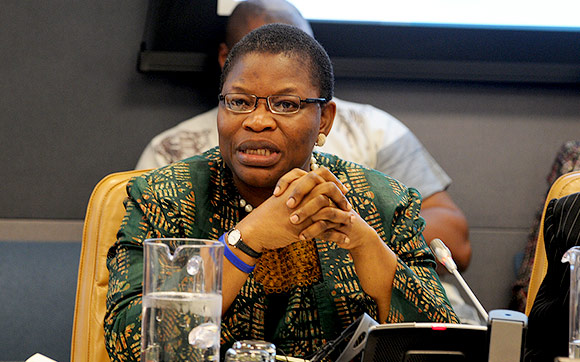 ' I will Not Discriminate Against Gay people In 2019' - Oby Ezekwesili 1