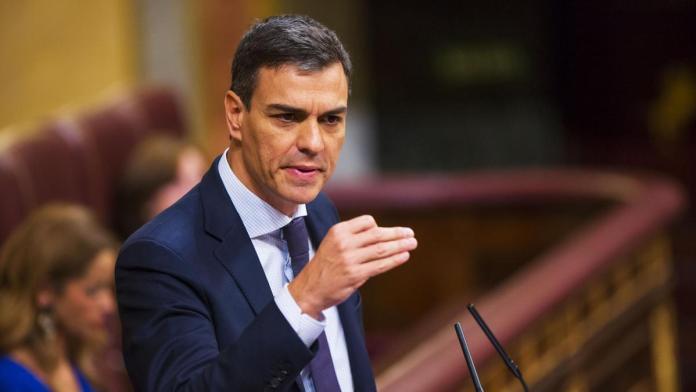 Spain Prime Minister Coronavirus