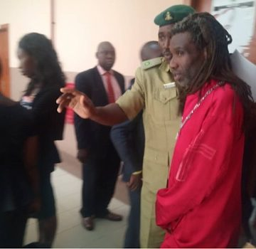 Lagos Pastor ArrestedBy Over 100 Security Operatives...Arraigned By EFCC For ₦59.7m Fraud 2