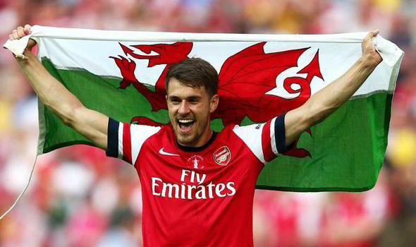 Juventus Confirms Interest In Signing Arsenal's Aaron Ramsey On A Free Transfer 2