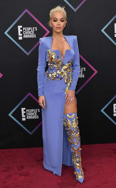 2018 People's Choice Award: See The Best Dressed Celebrities On The Red Carpet 12
