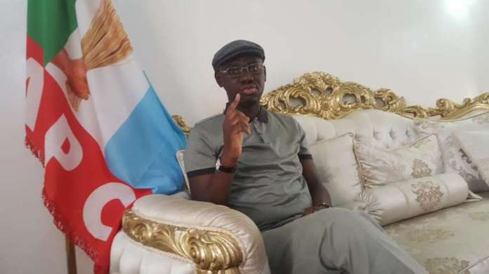 We Fabricated Many Lies To Sabotage Jonathan's Government - Ex APC Chieftain Confesses 1