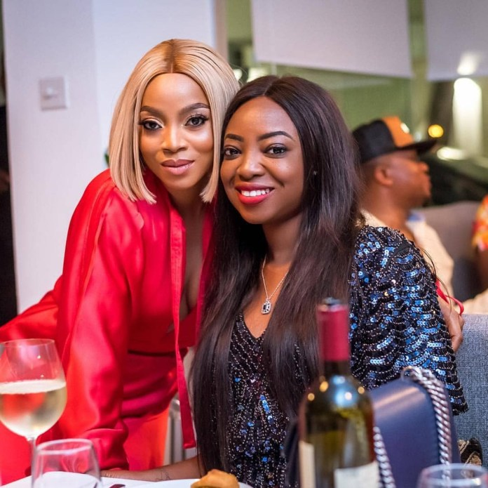 Chapter 34: See Official Photos From Toke Makinwa's Birthday 4