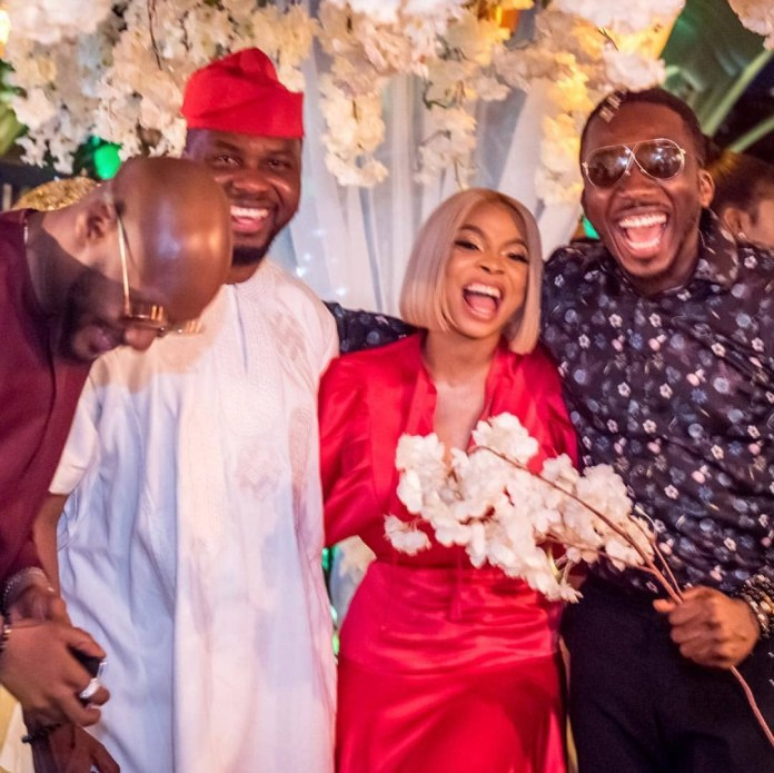 Chapter 34: See Official Photos From Toke Makinwa's Birthday 18