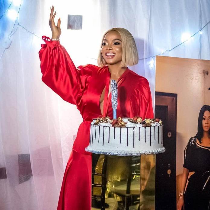 Chapter 34: See Official Photos From Toke Makinwa's Birthday 1