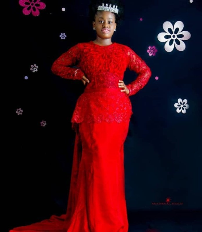 She Has A Mission To Fulfill On Earth - Uche Elendu Releases Beautiful Photos As She Celebrates Daughter's 10th Birthday 3