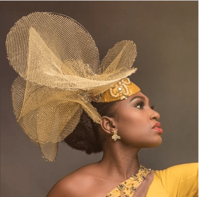 See How Actress Ufuoma McDermott Is Causing Confusion On Social Media 3