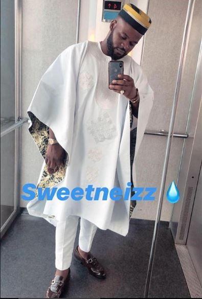 Insider: Nigerian Male Celebrities Slay At Gbemi O's Wedding 3