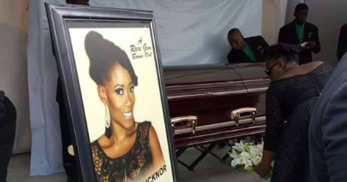 It's Okay To Be In Denial- Funke Bucknor Opens Up On How She Has Been Coping With Tosyn's Death 1