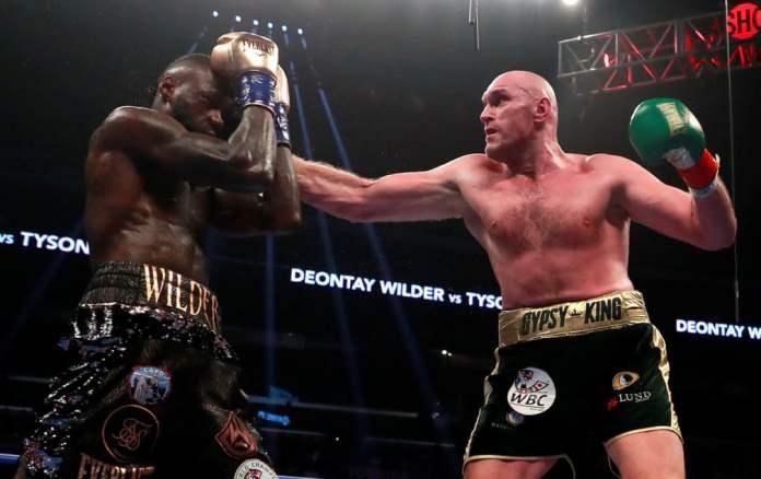 Deontay Wilder vs Tyson Fury II Set For January 2020 2