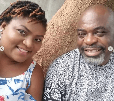 Nollywood Actor Funsho Adeolu And Wife Celebrate Wedding Anniversary (Photos) 2