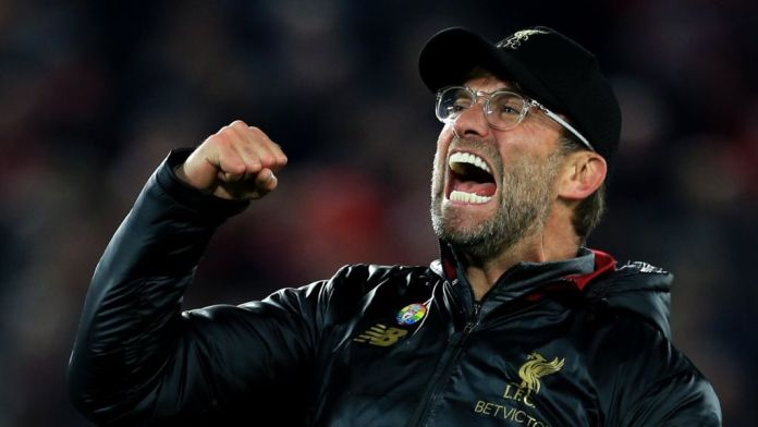 We Will Fight For The Premier League Title With Every Fibre In Our Body- Jurgen Klopp 1