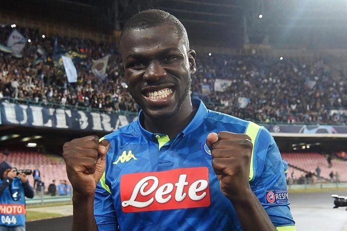 Just In: Napoli Rejects Manchester United's £91m Bid For Defender Kalidou Koulibaly 3