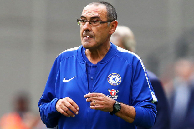 Maurizio Sarri Says He Wants To Stay In England 1