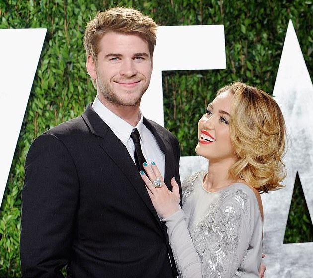Miley Cyrus And Liam Hemsworth Tie The Knot In A Low-Key Wedding Ceremony 2