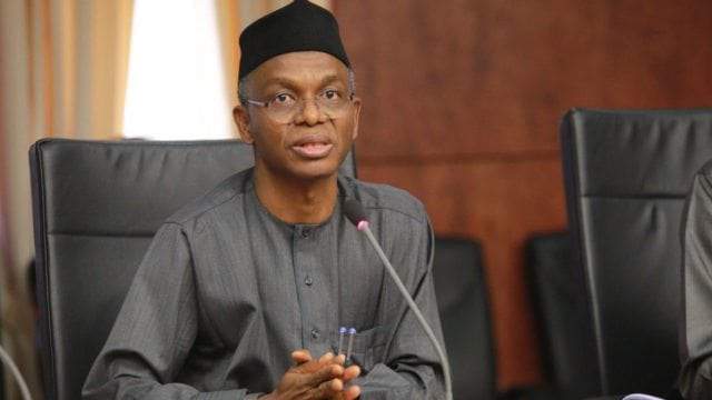 El-Rufai Vows Not To Withdraw Child From Public School Despite Kidnap Threats