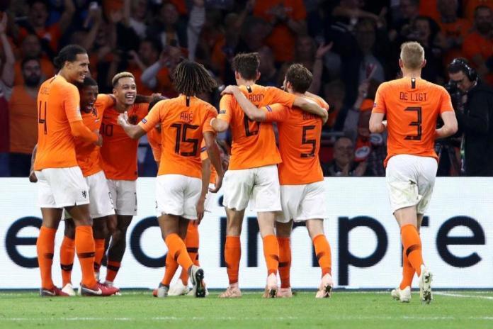 Breaking! England Gets Netherlands In UEFA Nations League Semi-Final 4