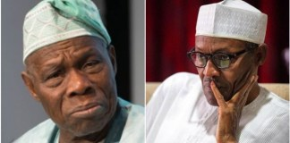Buhari writes open letter to obasanjo