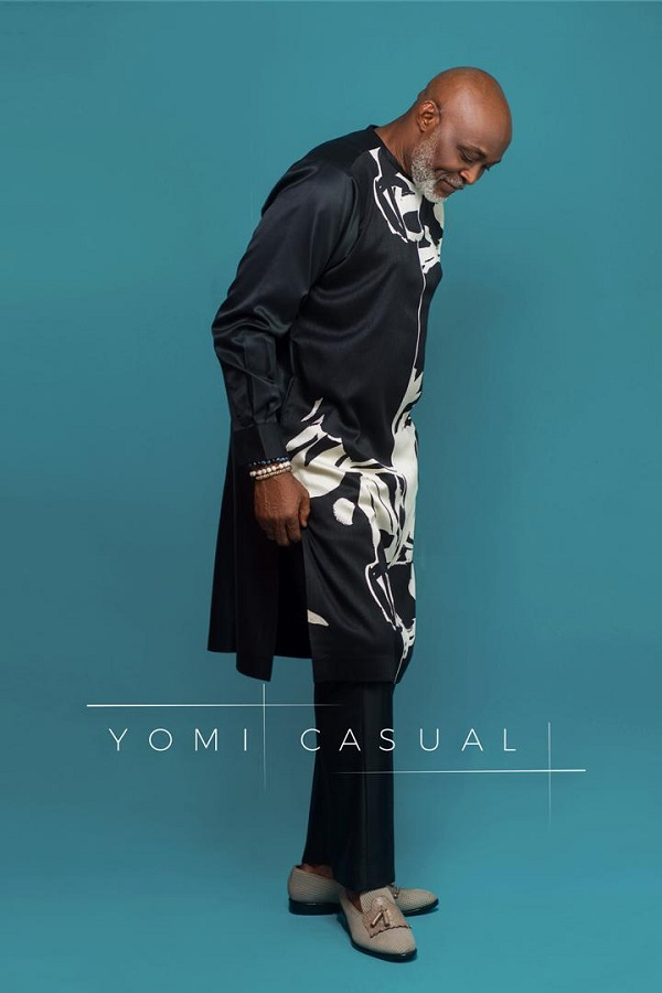 Richard Mofe-Damijo Slays In Yomi Casual's New Lookbook 2