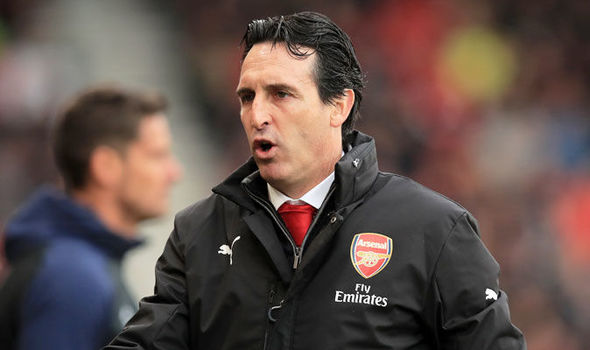My Target At Arsenal Is To Recover Confidence- Unai Emery 1