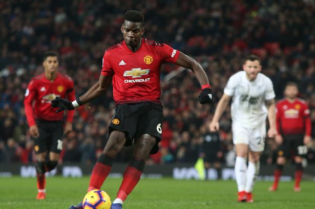 Man Utd Fans Abuse And Haul Insults At Paul Pogba In The Last Premier League Game Of The Season 1