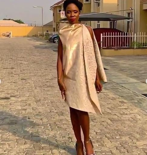 The Insider: Celebrities Turns Up For Simi And Adekunle Gold's Wedding 2
