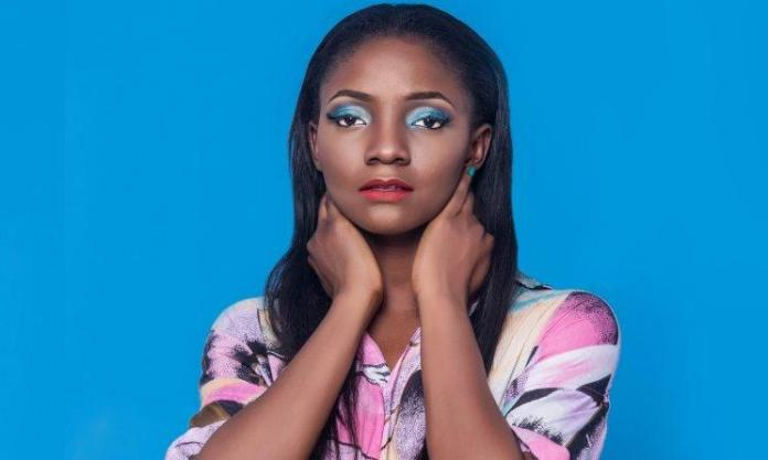 Celebrity Beauty Of The Day: The New Bride Simi is Our Beauty Of The Day 1
