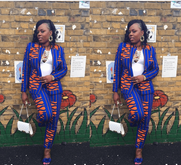 Ankara Style: Boss Up Your Fashion In These 5 Stunning Ankara Suits And Pants 5