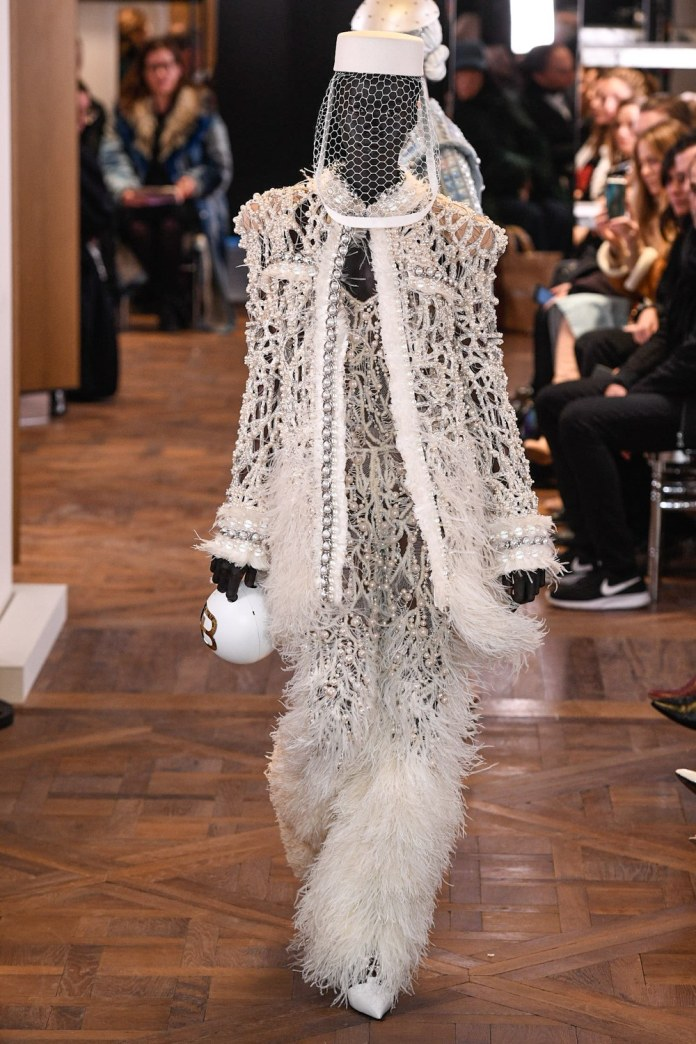 Paris Couture Fashion Week 2019: Balmain's Olivier Rousteing Redefines Couture With Invigorating Show 6