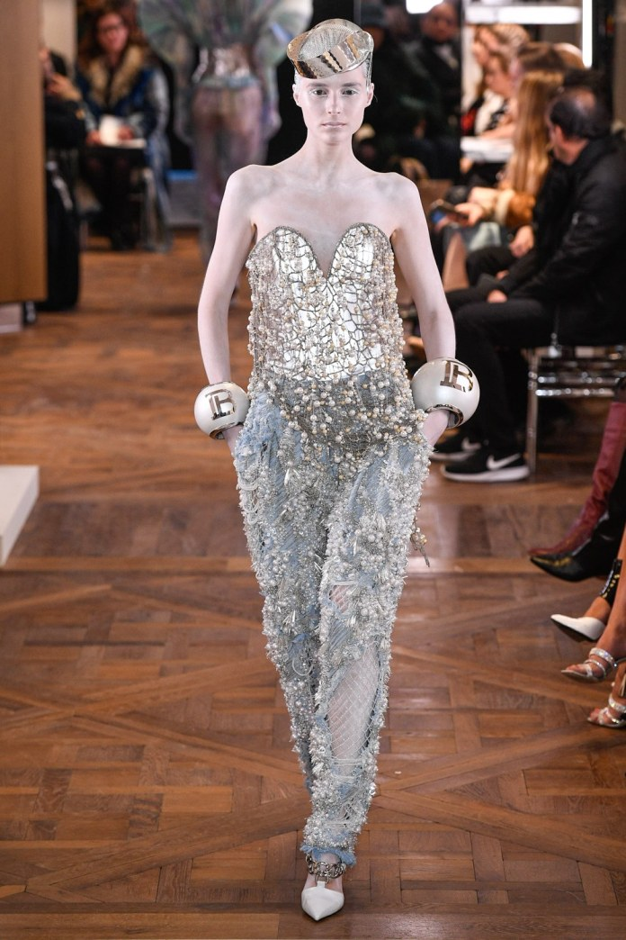Paris Couture Fashion Week 2019: Balmain's Olivier Rousteing Redefines Couture With Invigorating Show 8