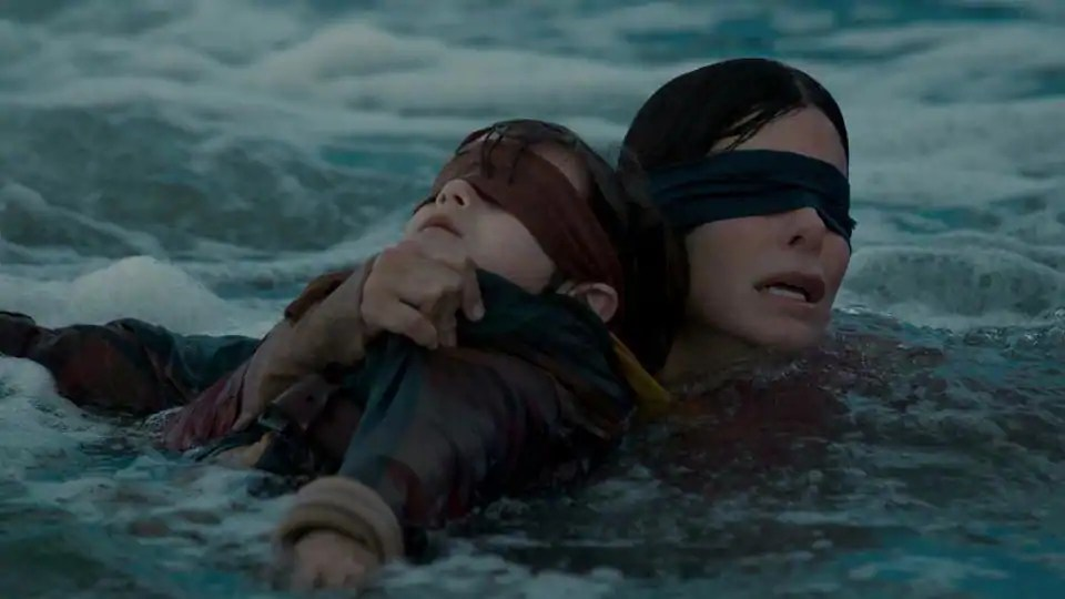 Movie Review: 'Bird Box' Gives A Glimpse To The End Of The World 3
