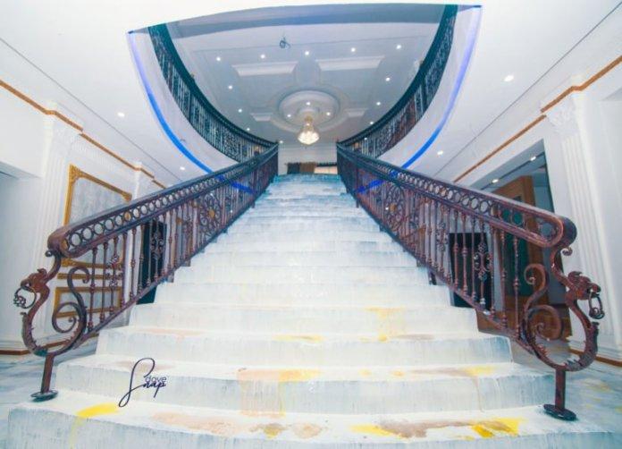 Checkout Stunning Images of Footballer Emmanuel Emenike's Newly Built Mansion 5