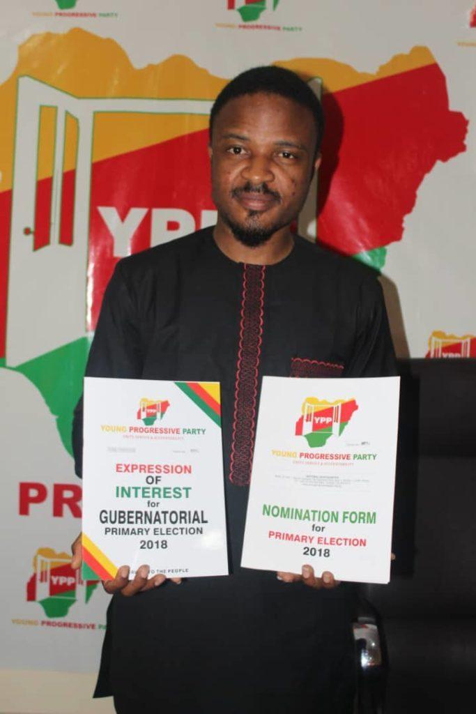 2019 Abia State Governorship Election: Meet Governorship Aspirant,Joseph Nkoro 1