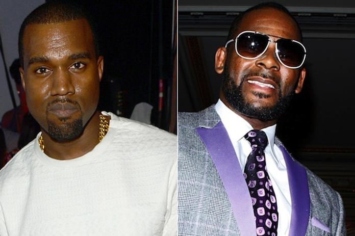 Kanye West Causes A Stir Online After He Defends R Kelly, Michael Jackson 1