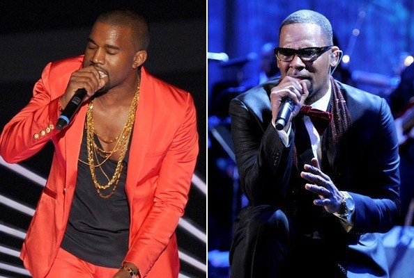 Kanye West Causes A Stir Online After He Defends R Kelly, Michael Jackson 2