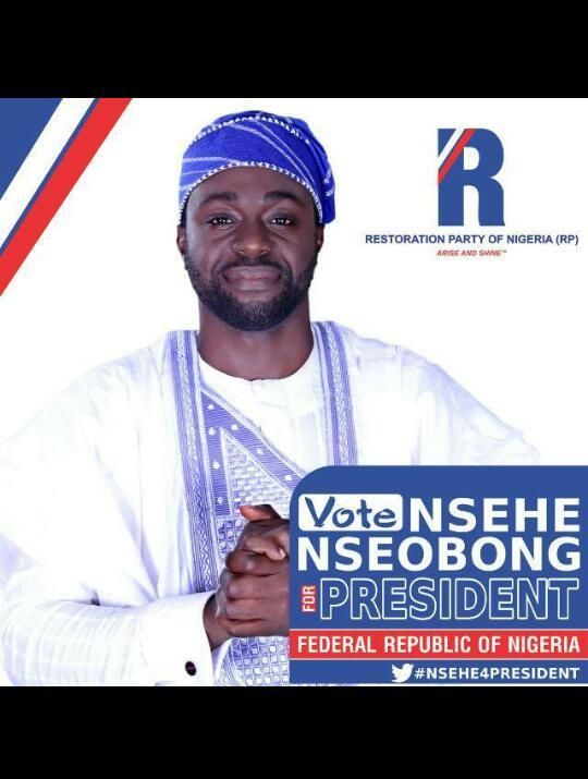 2019 Presidential Election: Meet Presidential Aspirant, Nsehe Nseobong 3