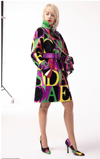 Big Moves! Rita Ora Is Stunning As She's Named The Face of Escada 5