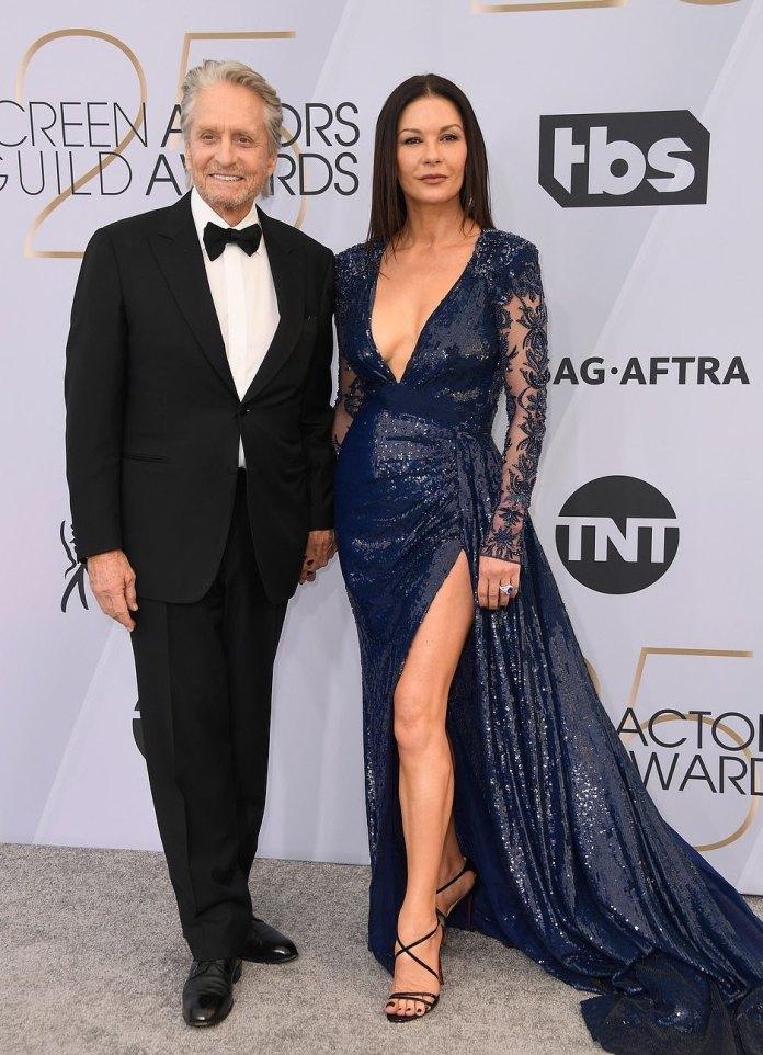 The Insider: Lady Gaga, Angela Bassett, Lupita Nyong'O Storm The Red Carpet Of The 2019 SAG Awards 6