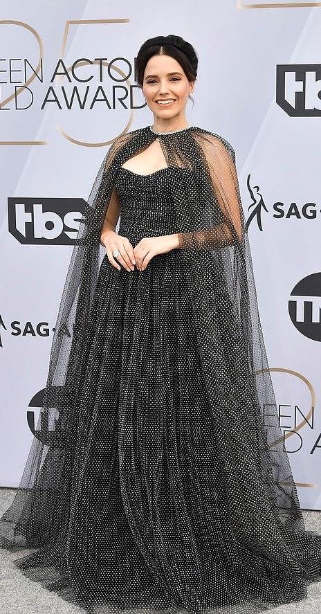 The Insider: Lady Gaga, Angela Bassett, Lupita Nyong'O Storm The Red Carpet Of The 2019 SAG Awards 1