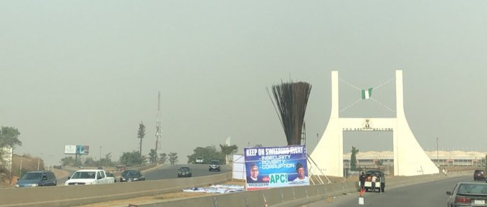 The Plot Thickens! APC Claims Not Be Responsible For The Giant Broom 2