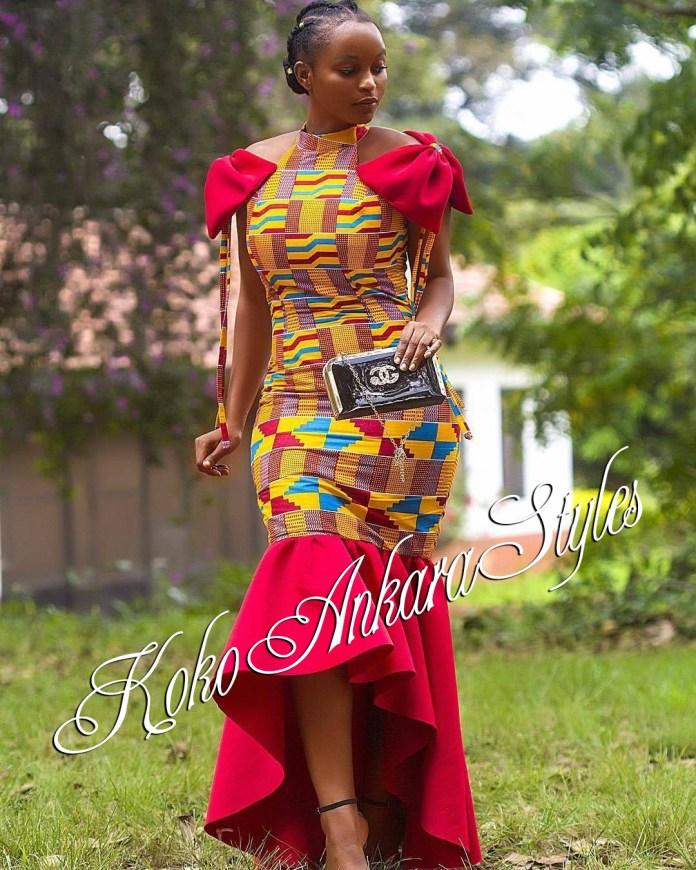 Ankara Styles: Trendy Ankara Styles You Must Slay This February 5