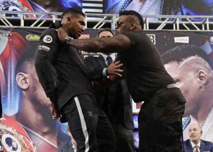 Failed Drug Test: Jarrell Miller To Appeal Against Decision To Deny Him Licence For Anthony Joshua Fight 3