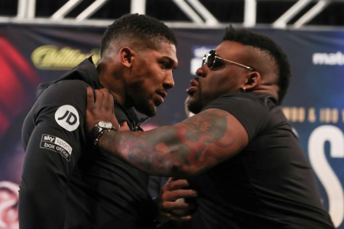 Failed Drug Test: Jarrell Miller To Appeal Against Decision To Deny Him Licence For Anthony Joshua Fight 1