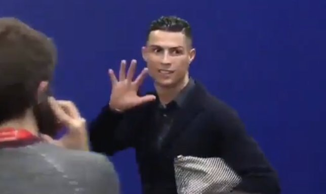 Lionel Messi Shines But CR7 Is UCL King 4